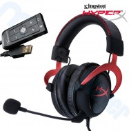 Audifonos Gamer HyperX Cloud II
