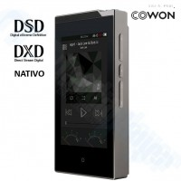 Reproductor MP3 DAP Hi-Fi Cowon Plenue S 128GB - DSD 256 11.2 Mhz