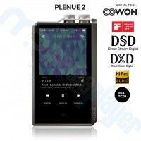 Reproductor MP3 DAP Hi-Fi Cowon Plenue P2 - 128GB - DSD 256 11.2 Mhz