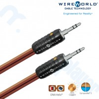 Cable Interconector Nano Eclipse 7  3.5mm a 3.5mm 1.0M