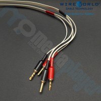 Cable de Parlante Wireworld Horizon 7 - Par 2mts Banana