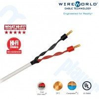 Cable de Parlante Wireworld Stream 7 - Par 2mts Banana