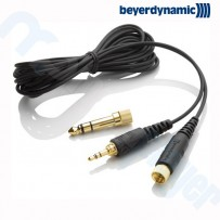 Extension de Audifonos Beyerdynamic DT 3m de 6.3mm a 3.5mm