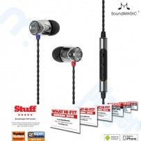 Audifonos SoundMagic E10C Microfono Android y iPhone