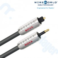 Cable Optico Nova Toslink a 3.5mm Optico 1.0M
